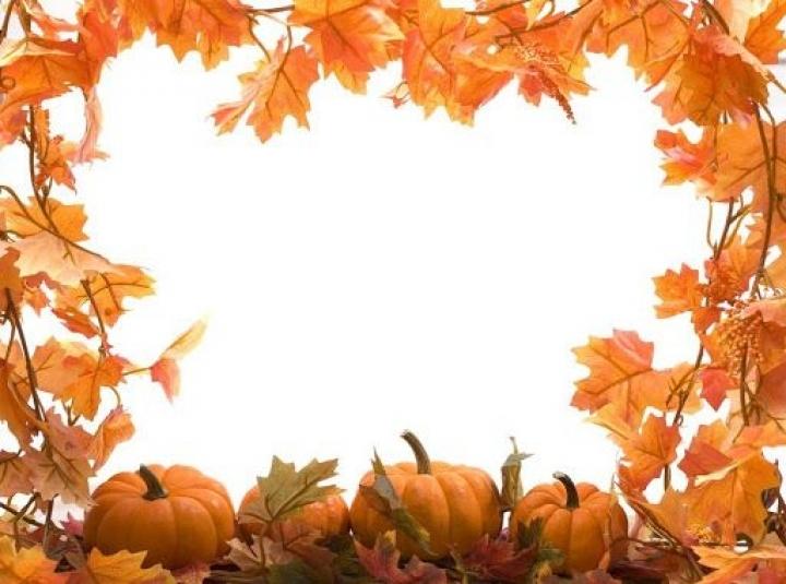 free printable thanksgiving borders
