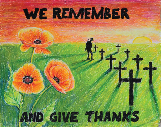 remembrance day posters