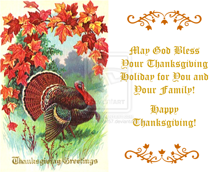 thanksgiving greeting cards messages