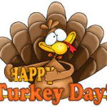 Animated Free Thanksgiving Clipart Black and White Borders