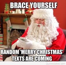 Funny merry Christmas photos