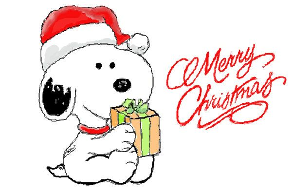 merry christmas cartoon images