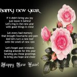 Best 20 New Year Shayari Love for her, Romantic Date sms