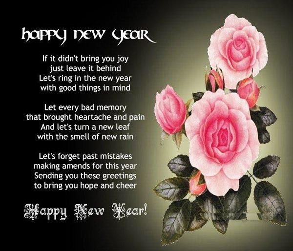 New Year Shayari Love