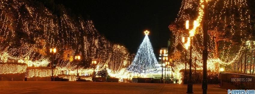 christmas tree cover photos