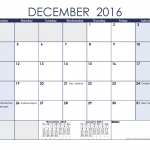 December 2016 Calendar with Holidays USA Singapore UK Canada India Philippines South Africa NZ Malaysia