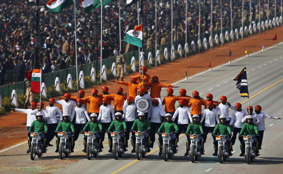 Republic Day Parade Photos