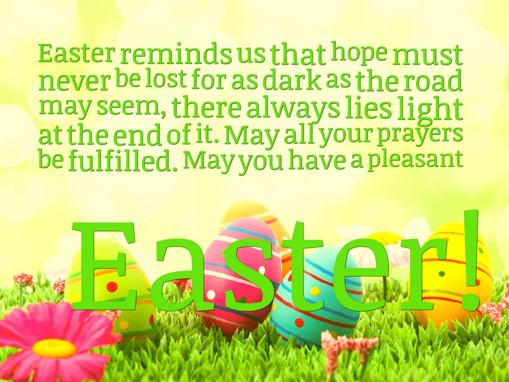 Easter Sunday Wishes and Quotes