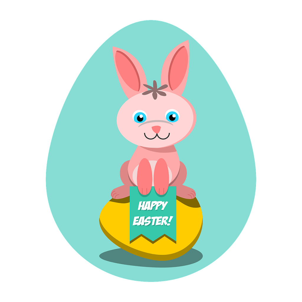 Happy Easter Bunny Pics