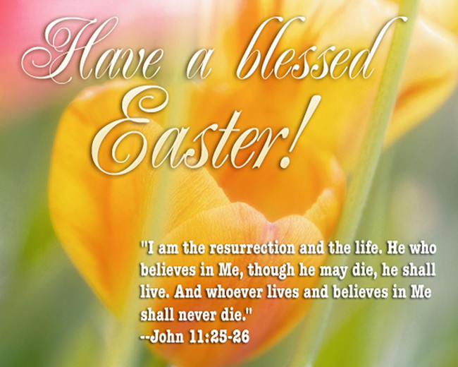 Happy Easter Sunday 2019 Quotes, Wishes, Messages, Sayings