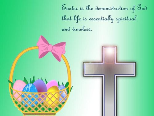 Happy Easter Sunday Quotes Sayings