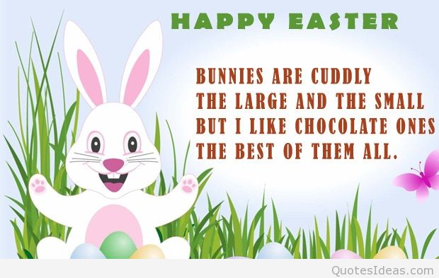 best easter wishes msg