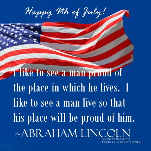 2017 4th Of July Quotes