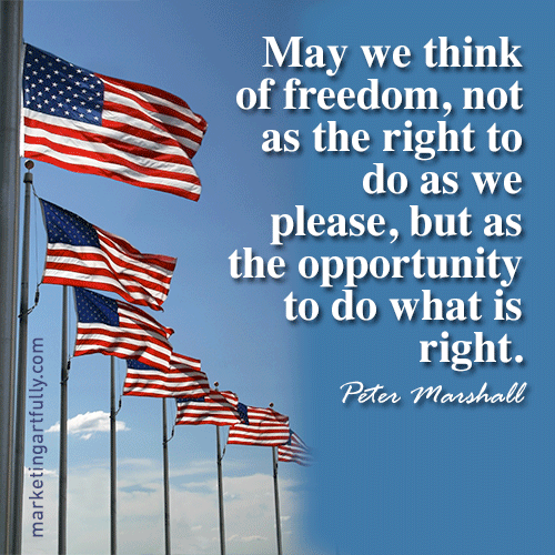 4th of July and Patriotic Quotes