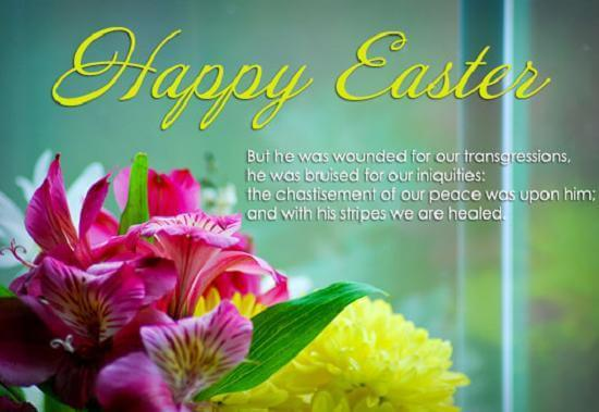 Easter Quotes Greetings