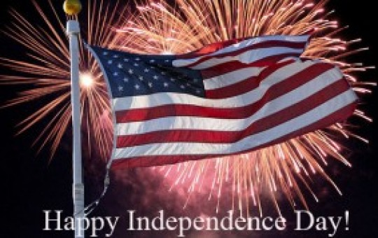 Happy Independence Day Of USA and The 4th of July Fireworks Images and Celebration