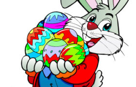 photos of easter bunny