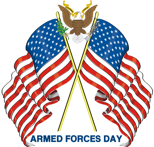 Armed Forces Day Clip Art
