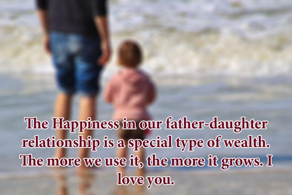 Father's Day 2017 Quotes from Daughter and Son