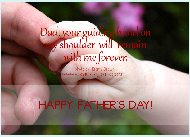 Fathers Day Quotes And Sayings