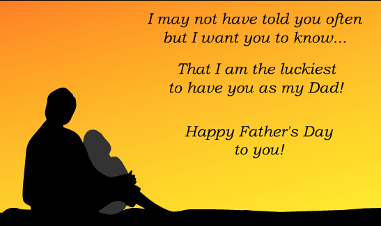 Happy Fathers Day Messages For Cards 2017