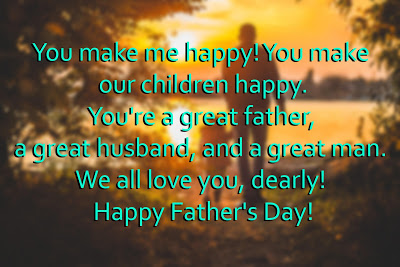 Happy Fathers Day Msg