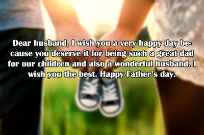 Happy Fathers Day Quotes from Wife 2017