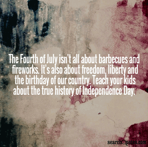 Happy Independence Day Quotes USA