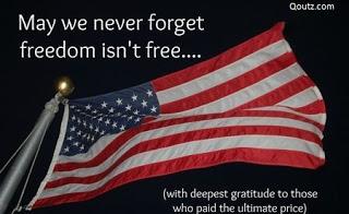 Happy Memorial Day Sayings Cards