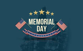 Memorial Day Banner Png