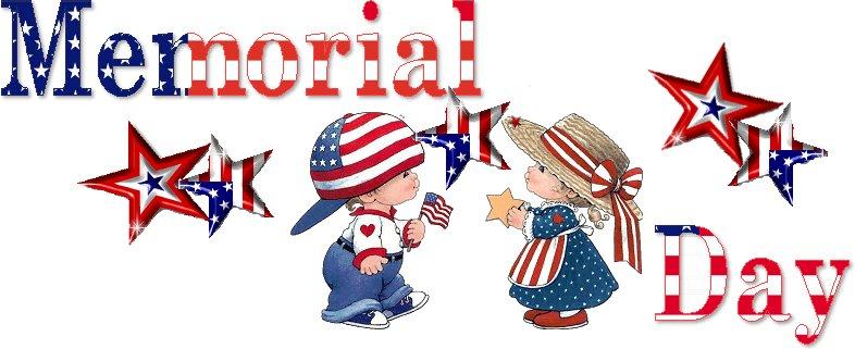 Memorial Day Clip Art Free