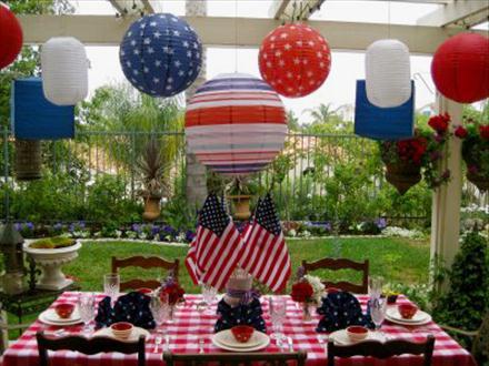Memorial Day Decorations DIY