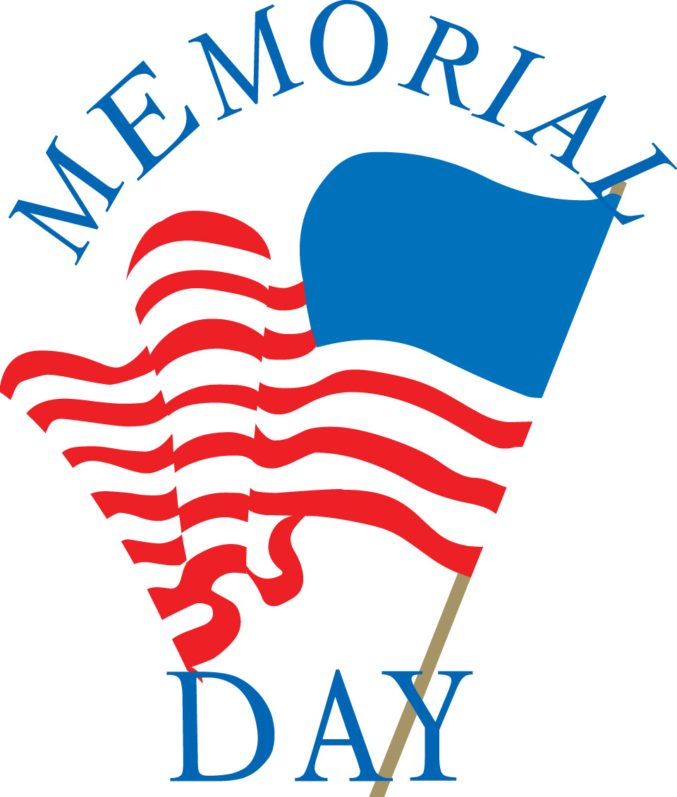 Memorial Day Holiday Clipart