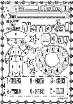Memorial day activities for students