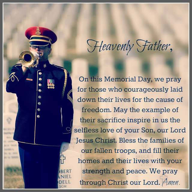 Memorial day poems for soldiers