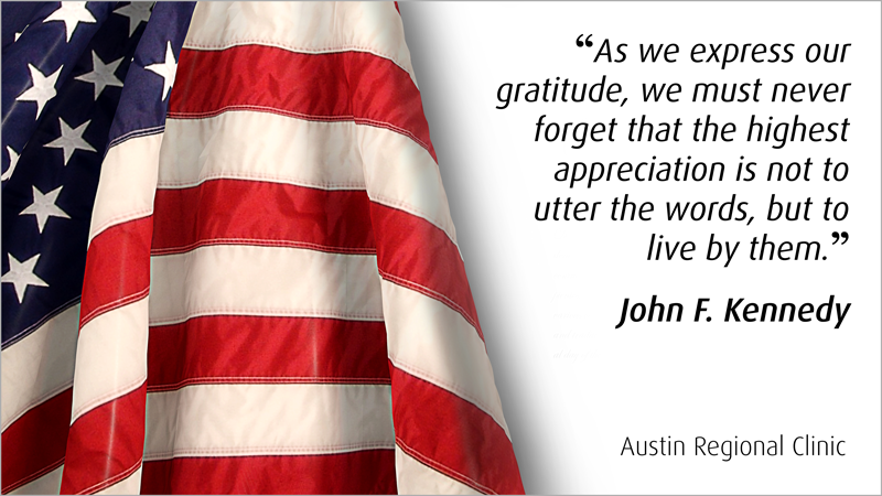 Thank You Quotes for Memorial Day