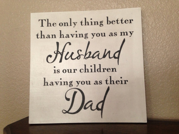 fathers day messages to my husband