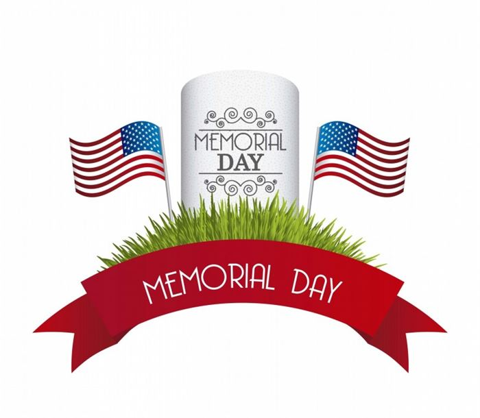 free christian memorial day clip art