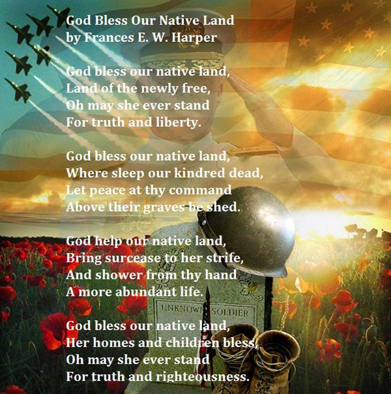 memorial day poems For People