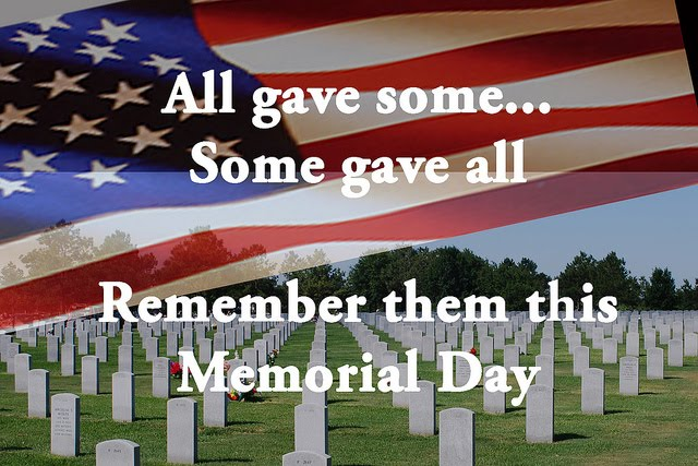 memorial day quotes for soldiers