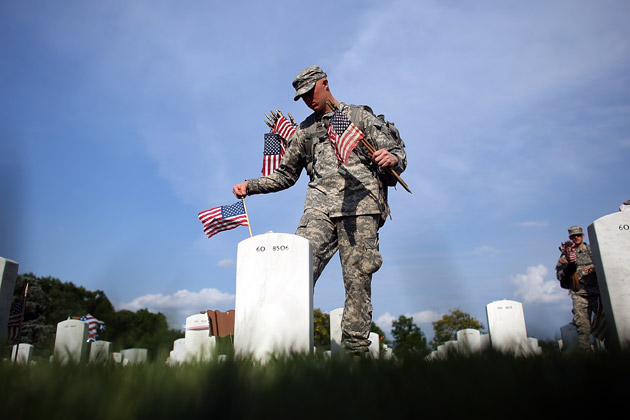 memorial day soldiers