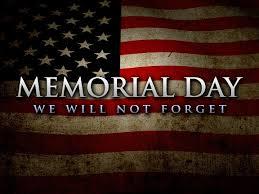 memorial day thank you banner
