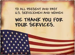 memorial day thank you for your service