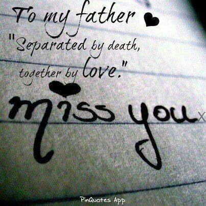 missing father quotes from son