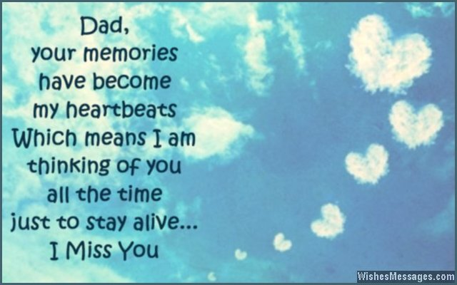 missing father quotes sayings