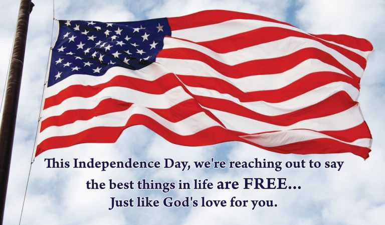 4th of July Flag Images