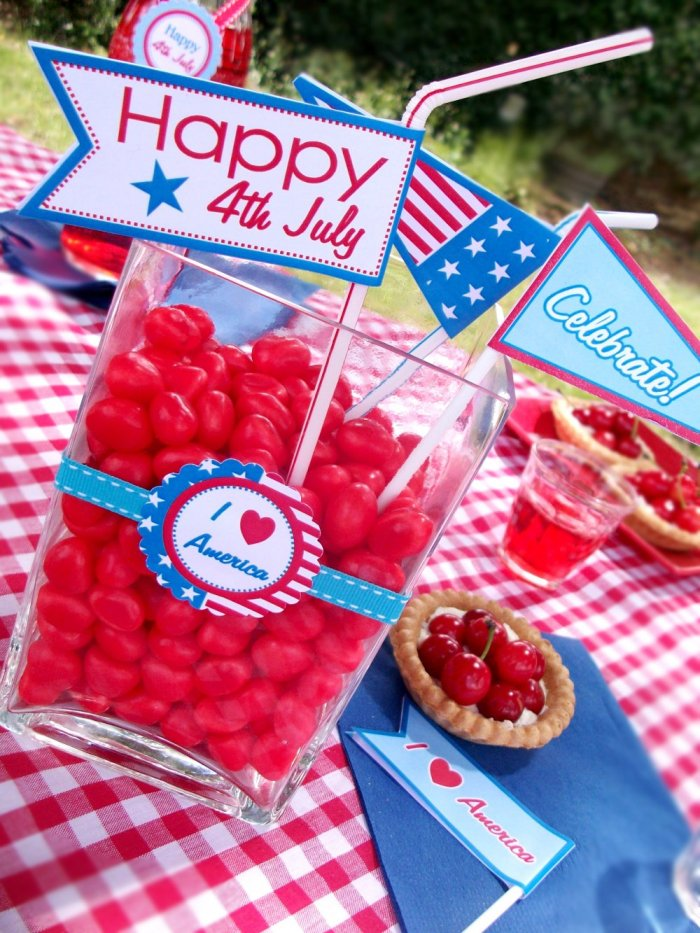 4th of July Party Ideas 2017