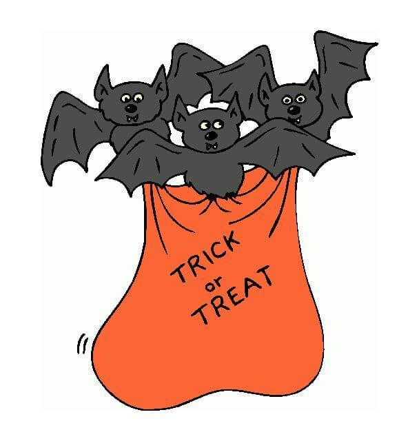 Halloween Bat Clipart