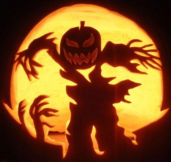 Halloween Pictures Pumpkin Carving