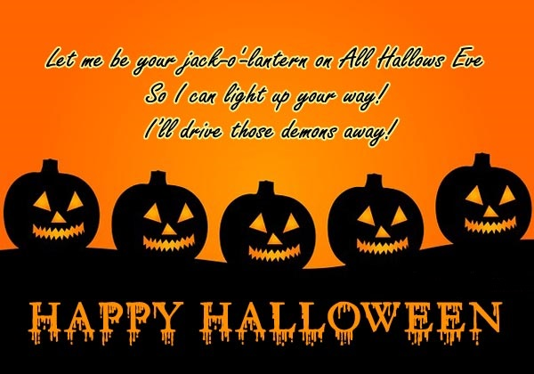 Halloween images and quotes